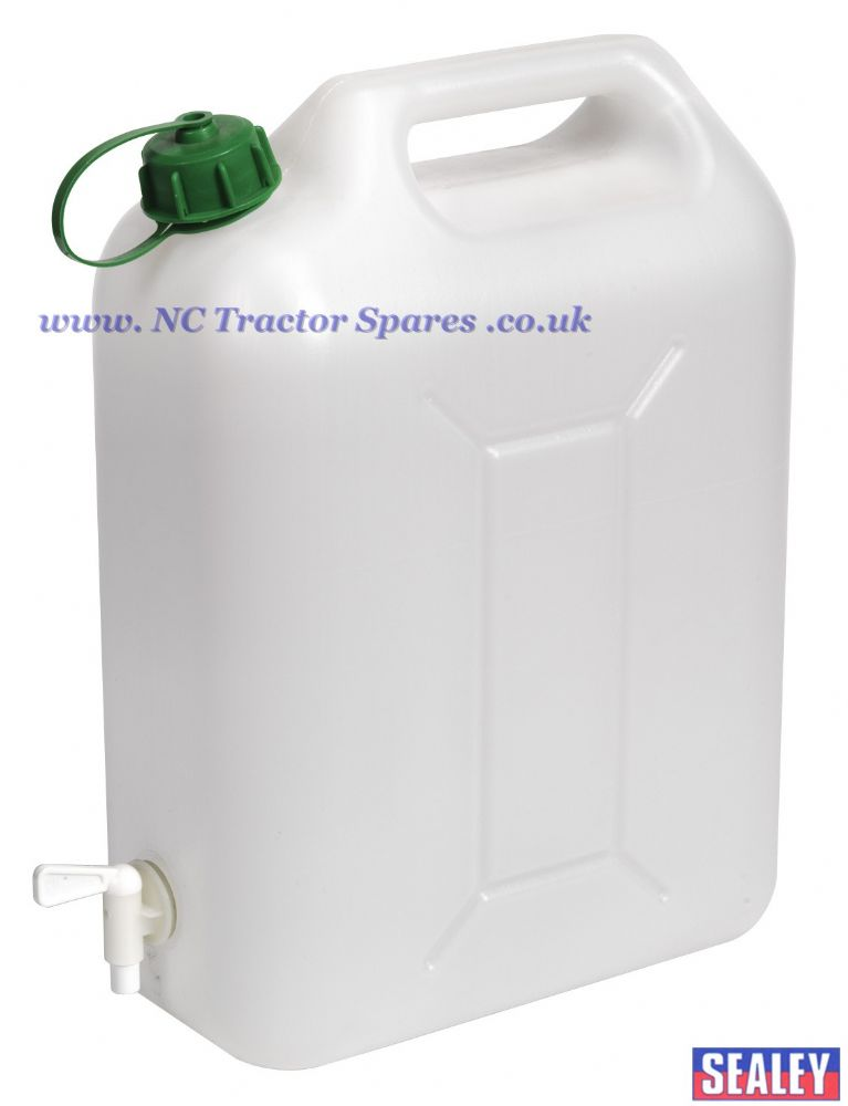 Fluid Container with Tap 10ltr